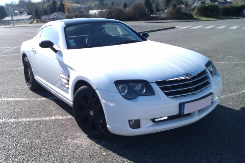 chrysler crossfire 3 2l v6 limited d 39 occasion coup essence de 2004 en vente nay annonce. Black Bedroom Furniture Sets. Home Design Ideas